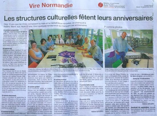 article-ouest-france-2016-09-13-expo-serge-philippe-lecourt-preau-vire